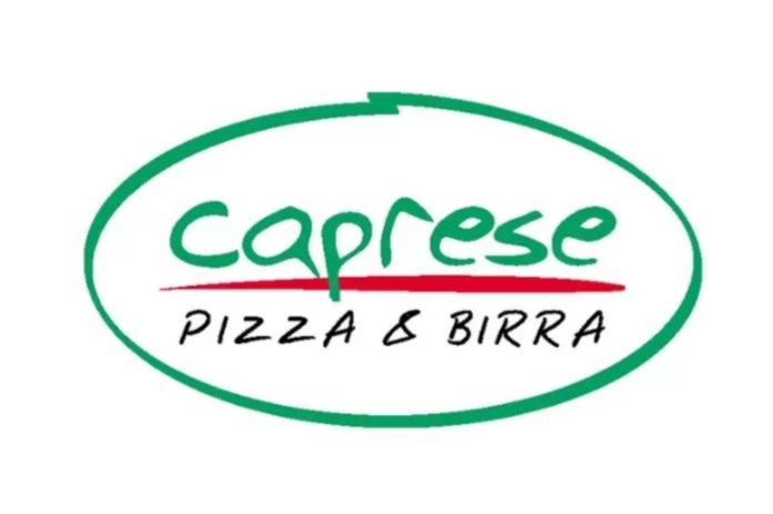 Logomarca Caprese Pizza & Birra
